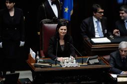 Presidente della Camera dei Deputati - Laura Boldrini