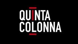 Questa sera sarò a Quinta Colonna