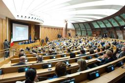 Nuova Aula del Palazzo dei Gruppi parlamentari