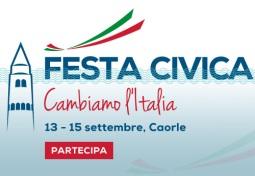 FESTA CIVICA – 13-15 settembre, Caorle (VE)