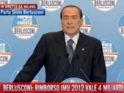 IMU: Librandi (SC), ora Berlusconi vada fino in fondo e restituisca di tasca sua rate 2012