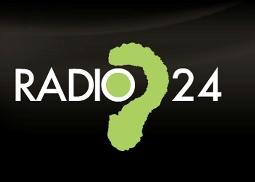 """Giovedì 12 settembre ospite in collegamento con """"La Zanzara"""" su Radio24"""