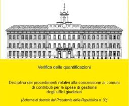 Relatore in Commissione Bilancio dell'Atto di Governo n°30 – 16 ottobre 2013