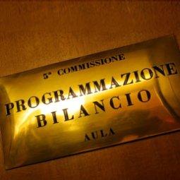 Mercoledì 30 ottobre 2013 – V Commissione