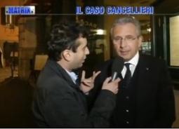 Intervista a Matrix sul caso Cancellieri