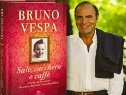 """Presentazione nuovo libro di Bruno Vespa """"Sale, zucchero e caffè"""": 2 marzo a Milano"""