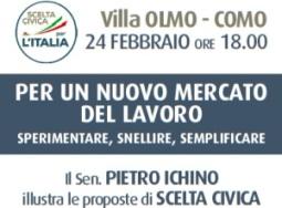 Per un nuovo mercato del Lavoro: incontro pubblico 24 febbraio a Como