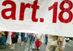 Lavoro: Librandi (SC) a Schifani, smantelliamo art.18 non legge Fornero