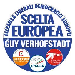 Il 25 Maggio fai una scelta, scegli l'Europa!