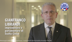 Video: Librandi per Scelta Europea!
