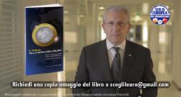 """Video: Approfondiamo il tema dell'euro con il libro """"L'Italia alla sfida dell'euro"""""""