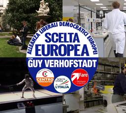 Video: per far ripartire l'Italia, il 25 maggio, vota Scelta Europea!