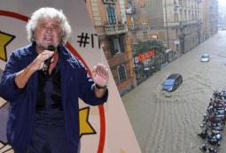 M5S: Librandi (Sc), Genova nel fango e Grillo si celebra al Circo Massimo