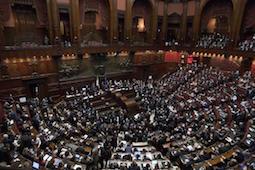 Camera dei Deputati – sabato 31 Gennaio 2015