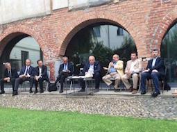"""Presentazione libro """"I dilettanti"""" dell'On. Pisicchio: Milano, 29 Giugno 2015"""