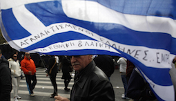 Votando sì, i greci diventerebbero leader di una nuova Europa