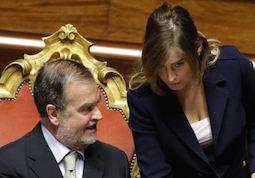 Riforme: Librandi (Sc), 83 milioni di emendamenti? Solidarieta' al software di Calderoli