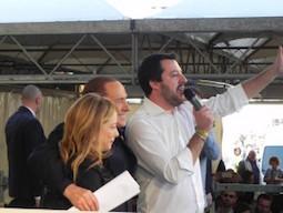 Raduno Bologna: Librandi (Sc), Salvini cerca appoggio M5S