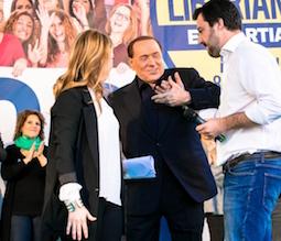Centrodestra: Librandi (Sc), da Salvini e Berlusconi prove di para-grillismo