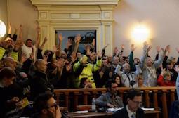 Livorno: Librandi (Sc), disastro M5S da non replicare a Milano, Roma e Governo