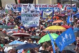 Unioni civili: Librandi (Sc), ok diritti senza ignorare la piazza