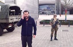 Bruxelles: Librandi a Lega, Churchill non faceva i selfie