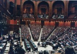 Camera dei Deputati – mercoldì 6 Aprile 2016