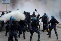 Brennero: Librandi, condanno violenze, solidarietà forze ordine