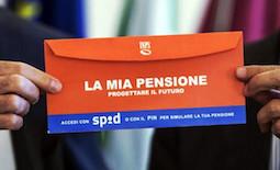 Pensioni: Librandi a Boeri, quanto costa spedire buste arancioni?