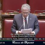 Periferie: intervento alla Camera su situazione periferie e Commissione parlamentare di inchiesta