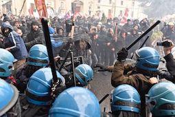 Lepolda: Librandi, solidarieta' ad agenti feriti in scontri Firenze