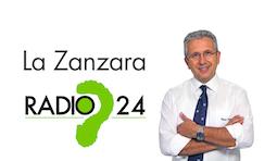 """Ospite a """"La Zanzara"""" a Radio 24 – 3 aprile 2017"""
